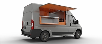 3000 camion Food truck