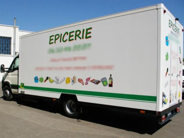 camion frigo vl